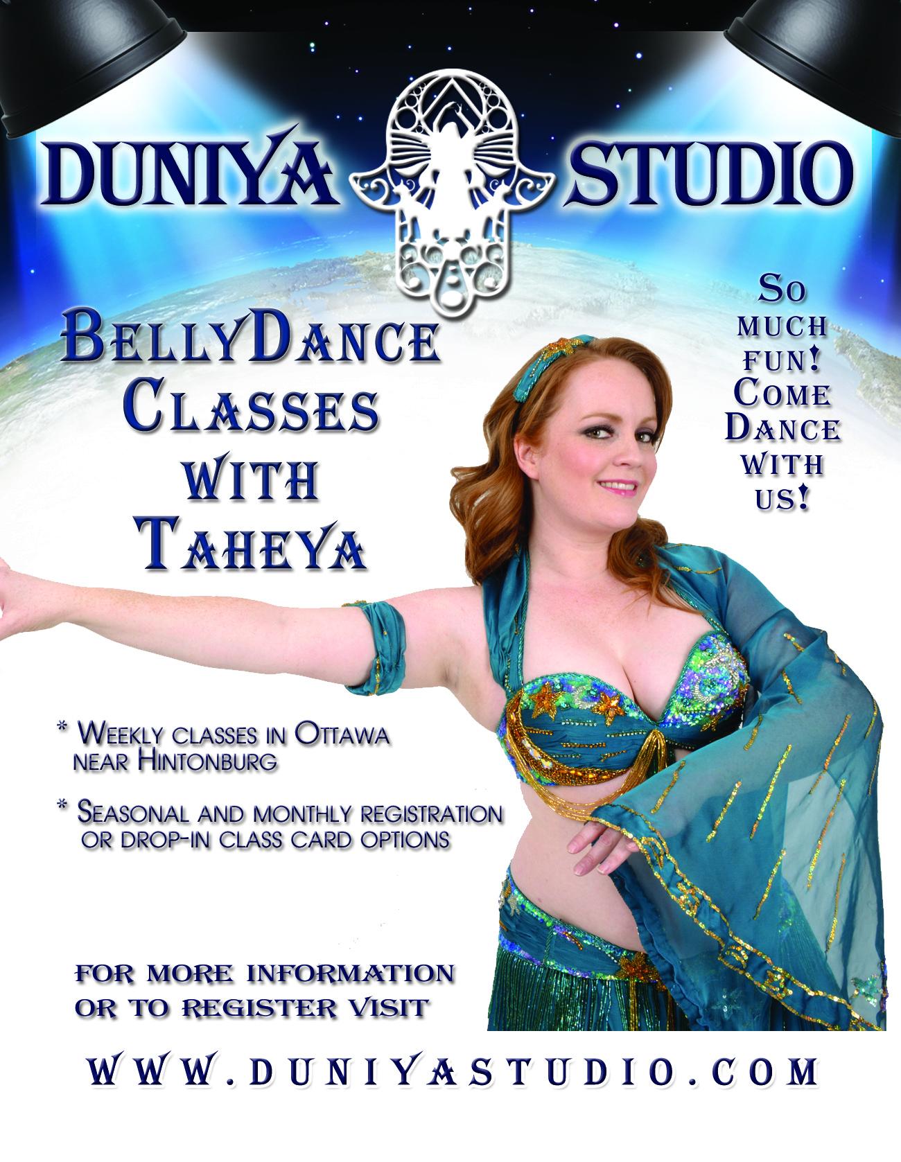 Taheya -  Bellydance / Baladi