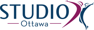 Studio X Ottawa Logo-Blue Text